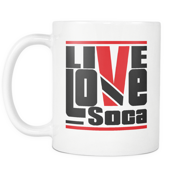 TRINIDAD & TOBAGO MUG - Live Love Soca Clothing & Accessories