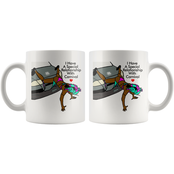 A SPECIAL RELATIONSHIP MUG (Designed By Live Love  Soca) - Live Love Soca Clothing & Accessories
