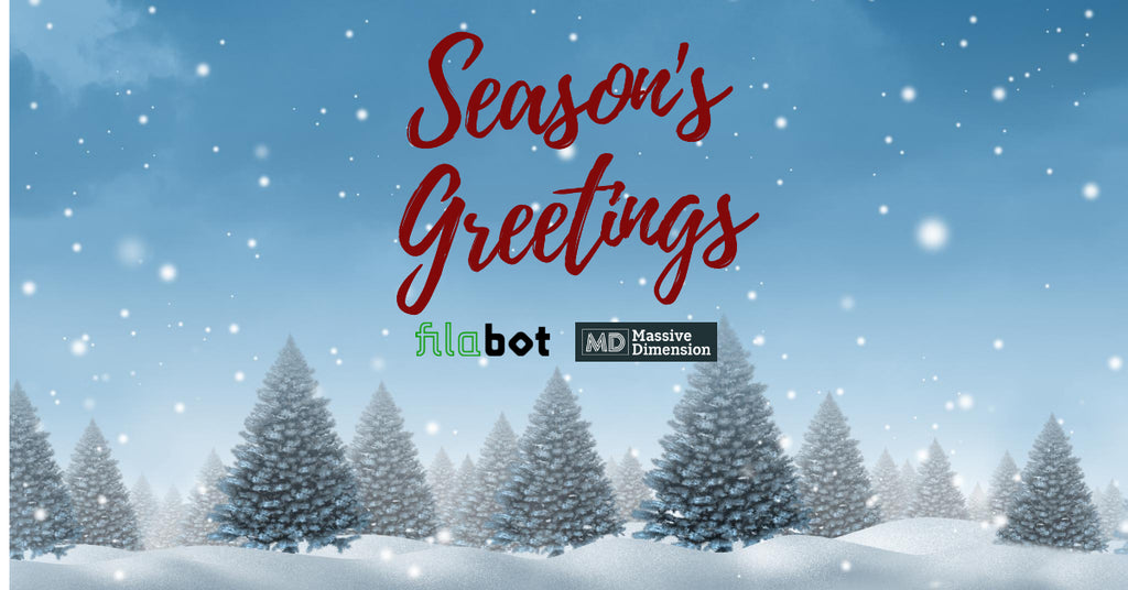 Seasons Greetings 2020!