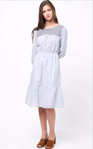 Shirring Dress