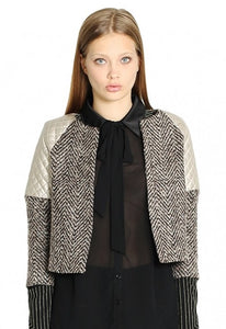 Quilted Camelot Jacket