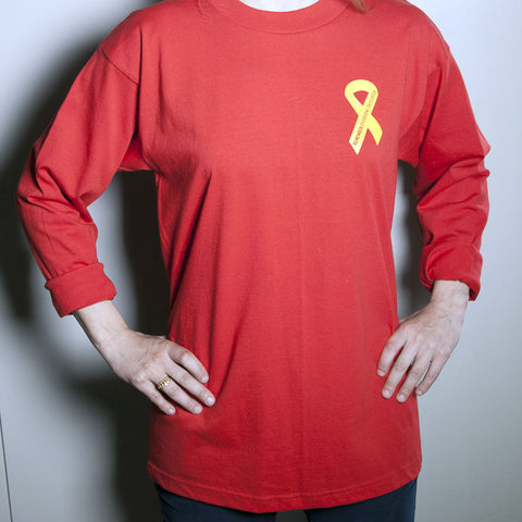 "K2 Long Sleeve T-Shirt ""Deployment Remembrance"""