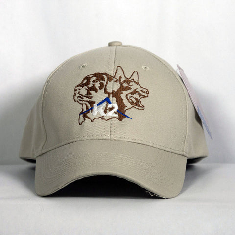"K2 Baseball Hat ""K2 Canine Guardian"""