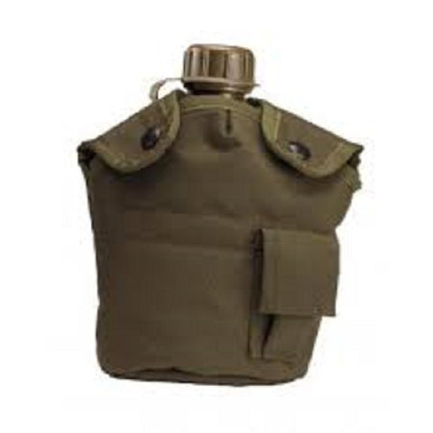 Rothco Military Canteen and Cover