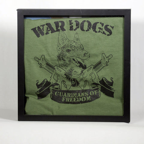"K2 Short Sleeve T-Shirt ""War Dogs"""