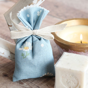 Meadow Daisy Lavender Soap Set - Summer Sky - Meg Morton
