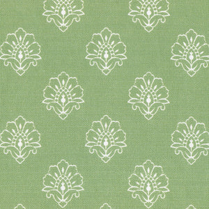 Jhansi Fabric - Orchard Green - Meg Morton