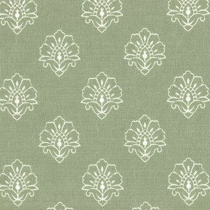 Jhansi Fabric - Woodland Sage