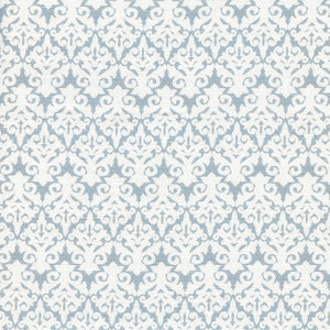 Leilani Linen Fabric - Clear Water