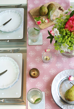 Country Dot Tablemats -Millstone - Meg Morton