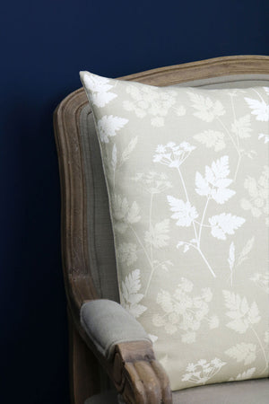 Cow Parsley Cushions - Meg Morton