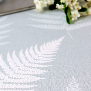 Large Thorncombe Fern Fabric - Waters Edge - Meg Morton