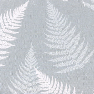 Thorncombe Fern Fabric - Waters Edge - Meg Morton