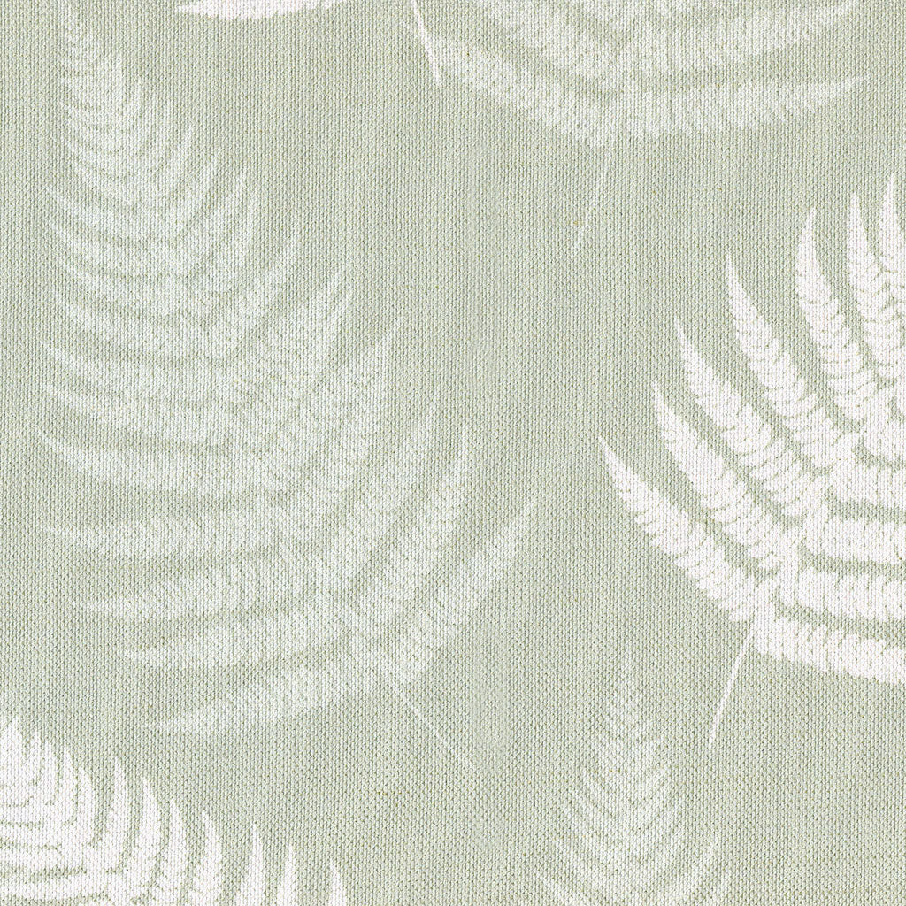 Fern Fabric Soft Green | Meg Morton