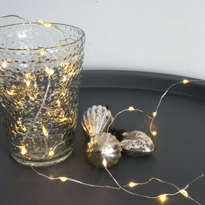 Gold Table Lights - Meg Morton