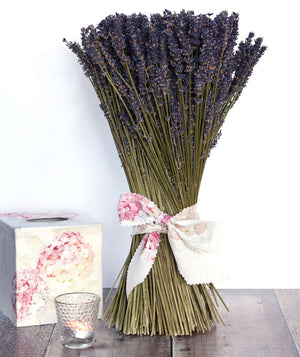Country Provence Lavender Stook - Meg Morton