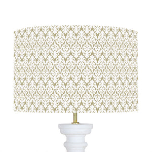 New Leilani Lampshades - Green, Linden & Sage