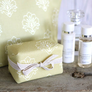 Fabric-covered French Soap - Jhansi Linden - Meg Morton