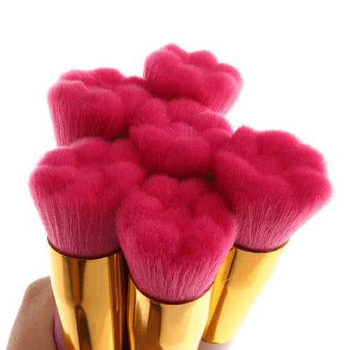 Flower Makeup Brush - Lolipop Shop