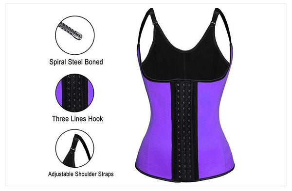 Waist Training Corset With Straps