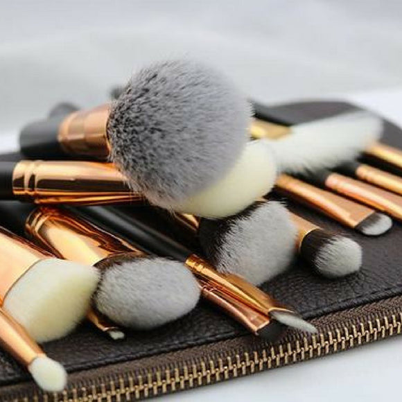 Makeup Brushes 15pcs Set