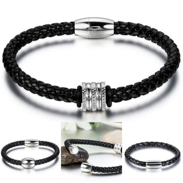 Leather Rope Bracelet - Lolipop Shop