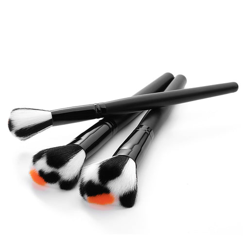 Panda Black Makeup Brushes