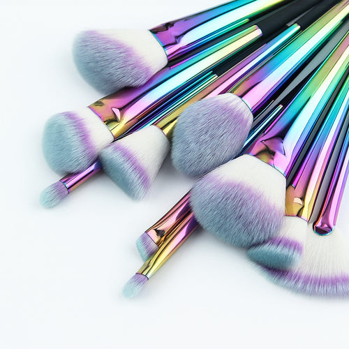 New Rainbow Brushes