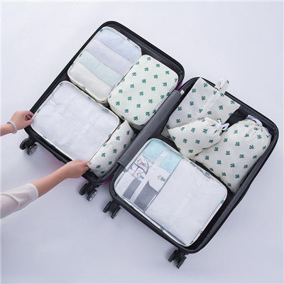 8pcs Packing Cubes