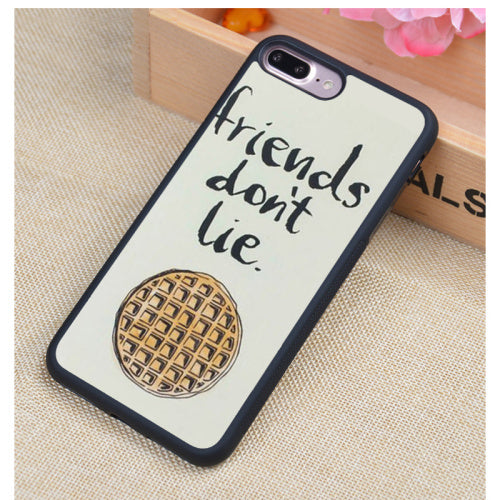 Stranger Things Phone Case - Friends Don't Lie