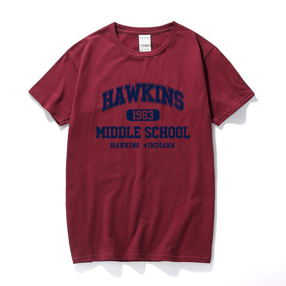 Hawkins Middle School - Stranger Things Shirt