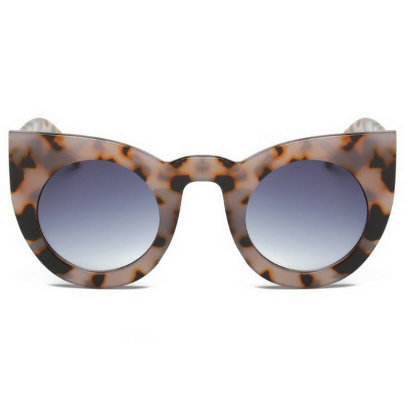 Cat Eye Oversized Vintage Sunglasses