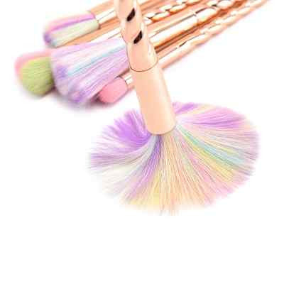 Golden Lolipop Makeup Brush Set