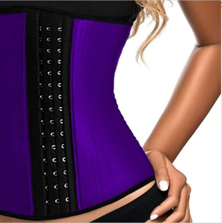 Latex Corset Waist Training