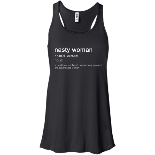 Nasty Woman Definition Shirt - Ifrogtees-1230