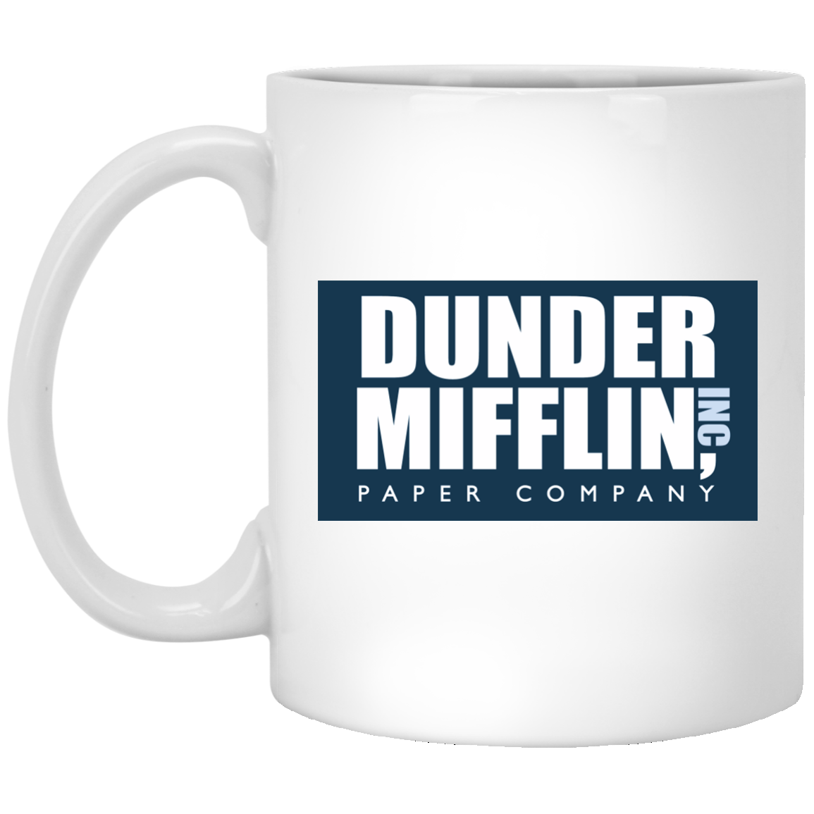 ace7f9f01 The Office - Dunder Mifflin Paper Company mug - iFrogTees