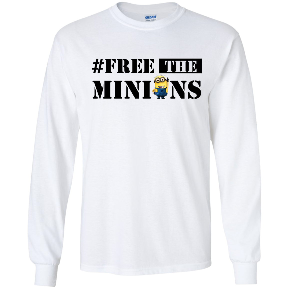 Free The Minions shirt, tank, sweater