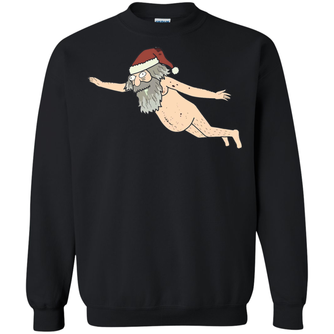 Rick and Morty Anatomy Park Santa Christmas Sweater, Hoodie, Long ...