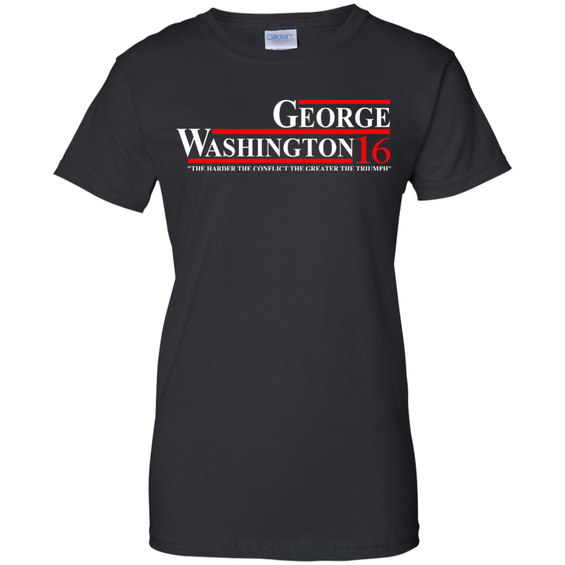 George Washington 16 Tee/Hoodie/Tank