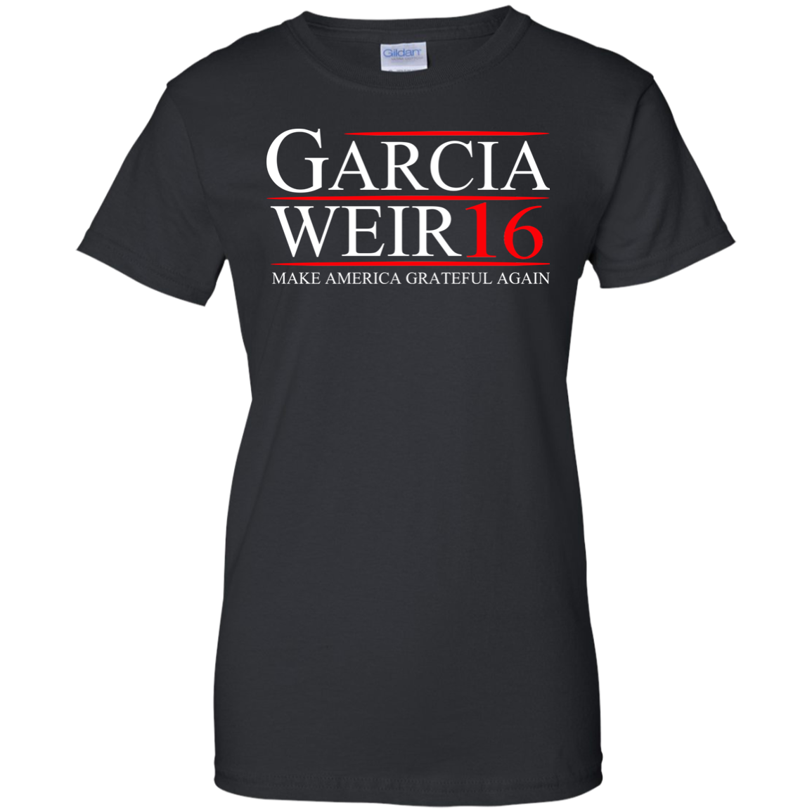 Garcia Weir 2016 Shirts/Hoodies/Tanks