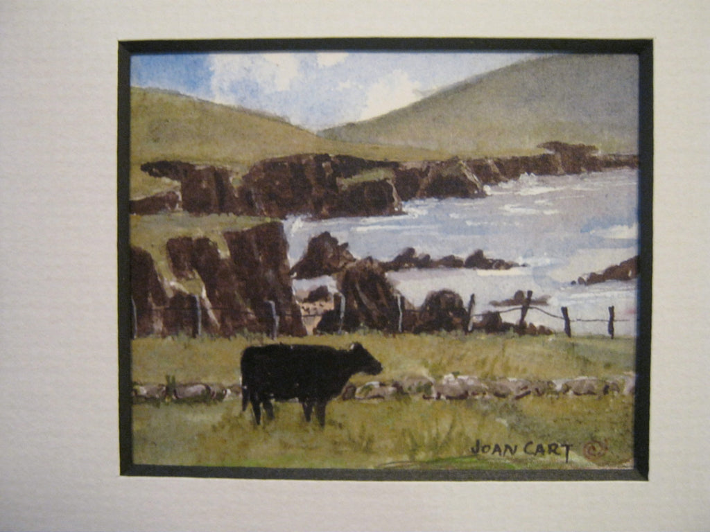Seaside Pasture - Dingle Print