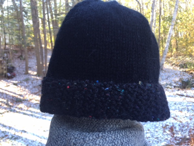 Dingle Hand Knit Hat