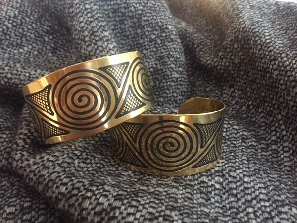 *Bracelets by Aquafortress - Newgrange and Book of Kells