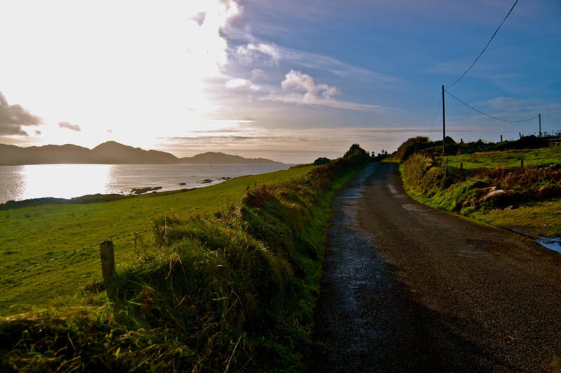 Road to Kilcatherine Point