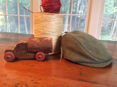 *Irish Woolen Caps -