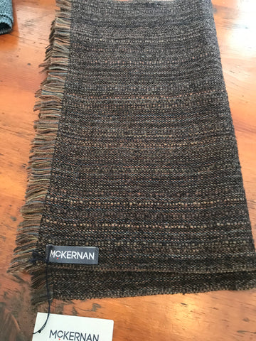 Feather Scarf by McKernan Woolen Mills
