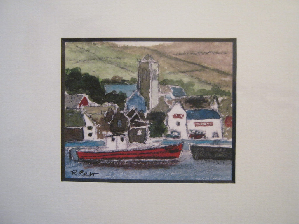 Dingle Harbor Print