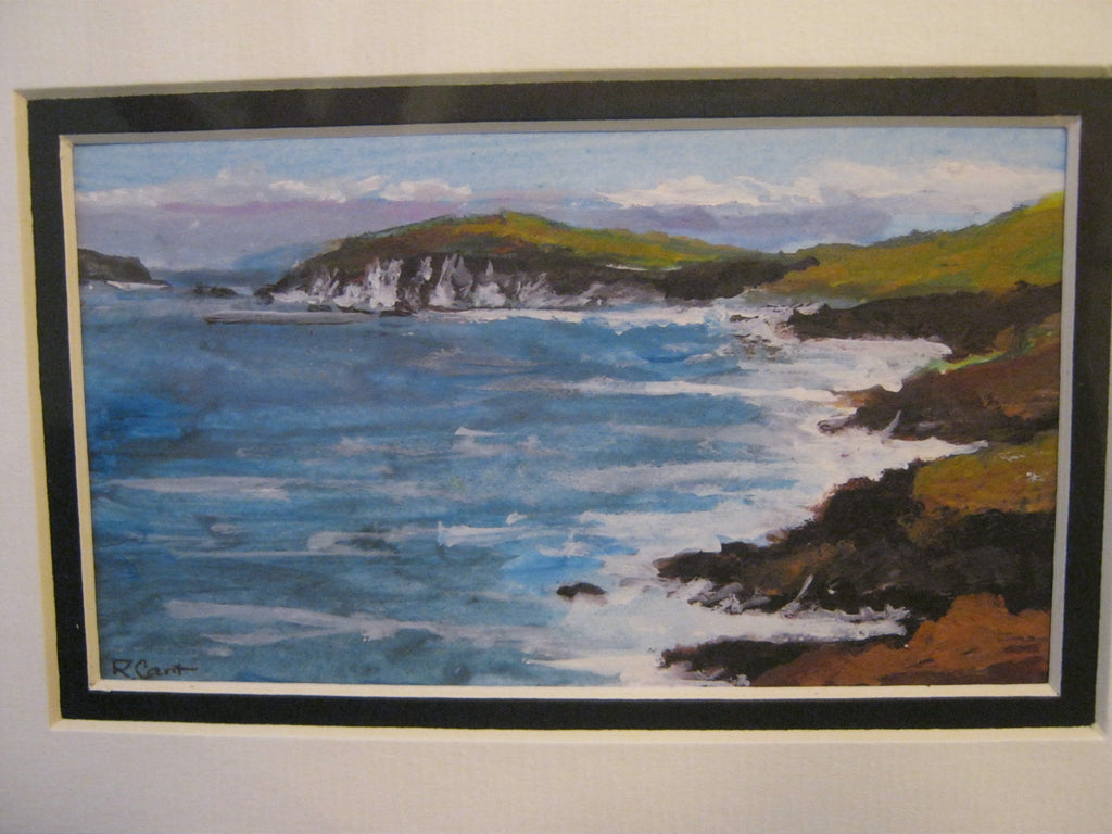 Dunmore from Slea Head Print