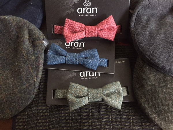 *Aran Woolen Mill Bowties