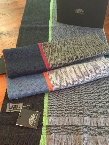 Flux Scarf by McKernan Woolen Mills ON SALE
